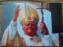 Wystawa zorganizowana przez Parafialny Oddział Akcji Katolickiej na 100-lecie urodzin Jana Pawła II w Bystrej Krakowskiej.